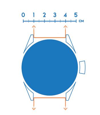 Universal Uhrenarmbänder