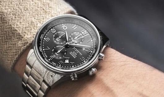 Uhrenarmbänder aus Metall – Uhrenarmbänder aus Edelstahl