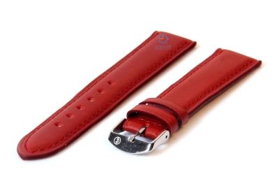 Uhrenarmband 14mm hellbraun Leder