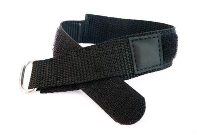 Klett-Band 22mm schwarz