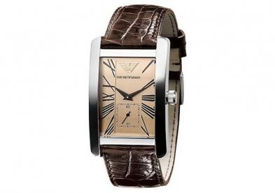 Armani Uhrenarmband AR0154
