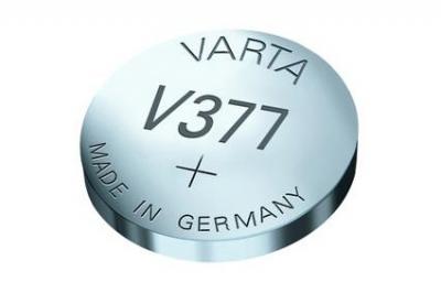 Varta Batterie V377/SR626
