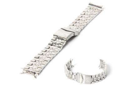 Tauchmeister Uhrenarmband 20mm Stahl