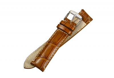 Fromanteel Uhrenarmband Braun (Cognac) S-003