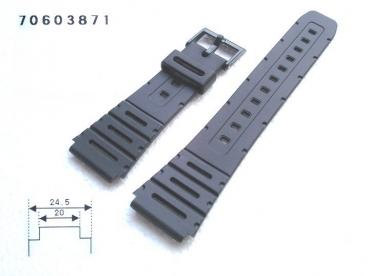 Casio Uhrenarmband CA-61W-1 / FT-100W-1 / CA-53W