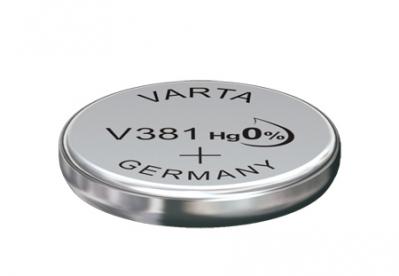 Varta Batterie V381/SR1120