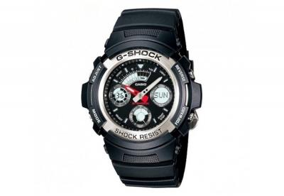 Casio Uhrenarmband AW-590-1AER