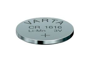 Panasonic Batterie CR1616