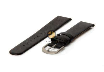 Danish Design Uhrenarmband 14mm Schwarz Leder
