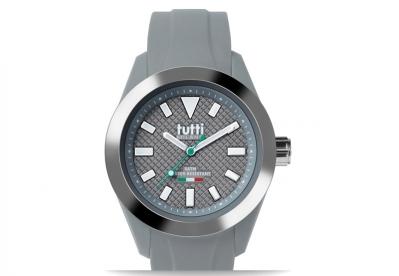 Tutti Milano Uhrenarmband grau TM600-GYST