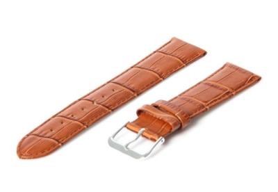 Uhrenarmband 14mm Braun Leder