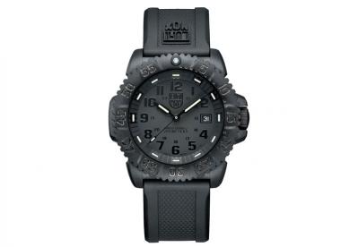 Luminox Uhrenarmband A.3051.BO Navy Seal Black Out