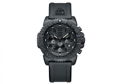 Luminox Uhrenarmband A.3081.BO Navy Seal Black Out