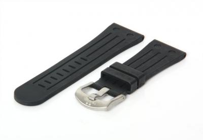 Uhrenarmband TW STEEL Goliath 30mm schwarz Kautschuk