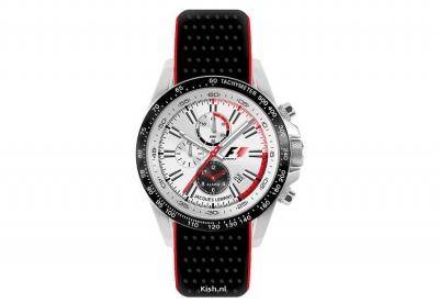 Jacques Lemans Uhrenarmband F-5007 Schwarz