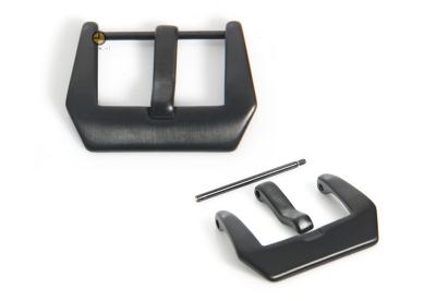 Uhrenarmband Dornschließe Panerai Modell Schwarz 22mm