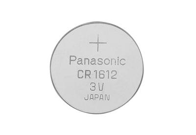 Panasonic Batterie CR1612
