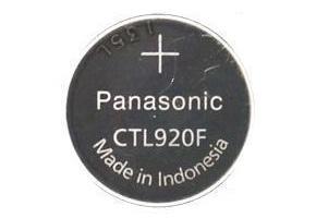 Panasonic CTL920 wiederaufladbare Batterie