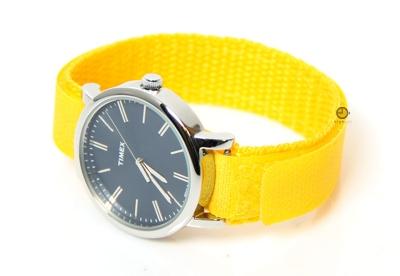 Klettband 20mm gelb