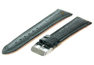 Uhrenarmband 22mm Gün echtes Schlangenleder