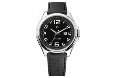Tommy Hilfiger Uhrenarmband TH1790910 Schwarz