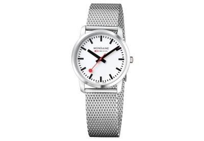 Mondaine 20mm Mailänder Uhrenarmband