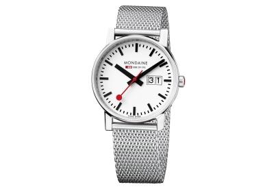 Mondaine 16mm Mailänder Uhrenarmband