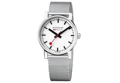 Mondaine 18mm Mailänder Uhrenarmband