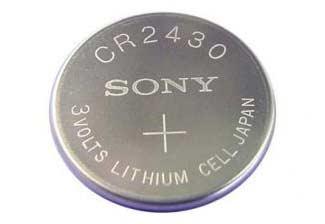 Sony Batterie CR2430