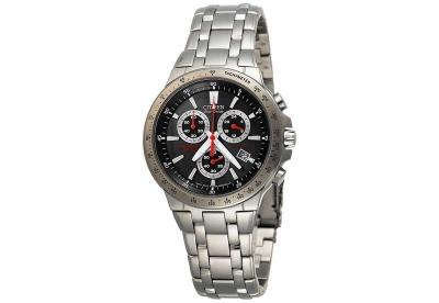 Citizen AT0400-57E Uhrenarmband Eco-Drive Titanium