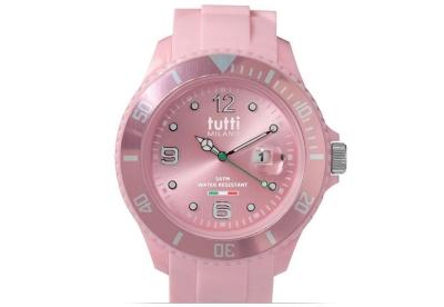 Tutti Milano Uhrenarmband rosa TM001