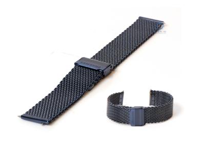 Samsung Gear Sport blue mesh Ersatzband