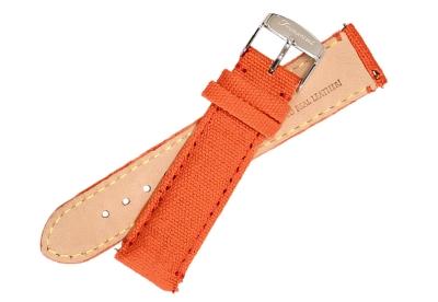 Fromanteel Uhrenarmband canvas orange