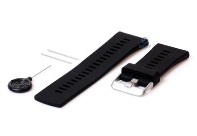 Wechselarmband für Polar V800 schwarz