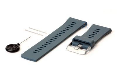 Wechselarmband für Polar V800 dunkelgrau