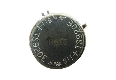Knopfzelle TS920E wiederaufladbar