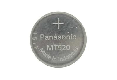 Knopfzelle MT920 wiederaufladbar (ohne Öse)