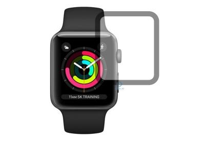 Apple Watch Displayschutzfolien curved - 42mm