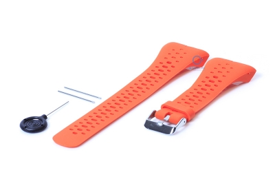 Uhrenarmband für Polar M400/M430 (orange)