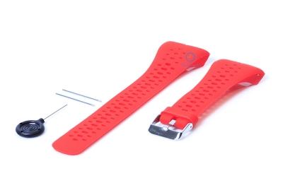 Uhrenarmband für Polar M400/M430 (rot)