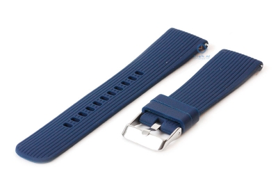 Samsung Galaxy 42mm dunkelblau Uhrenarmband