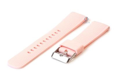 Samsung Galaxy 42mm Uhrenarmband pink