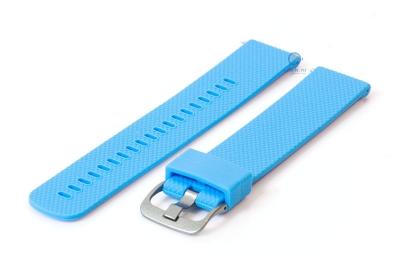 Uhrenarmband hellblau für Polar Vantage M Sportuhr