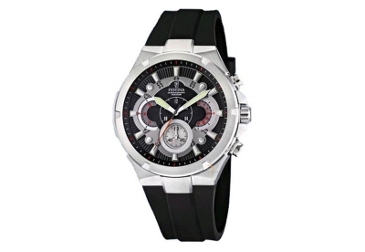 Festina Uhrarmband F6814 schwarz