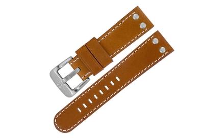 TW Steel Uhrenarmband braun 22mm