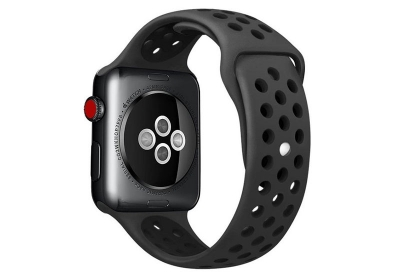 Apple Uhr Sport Uhrenarmband Silikon 42-44mm