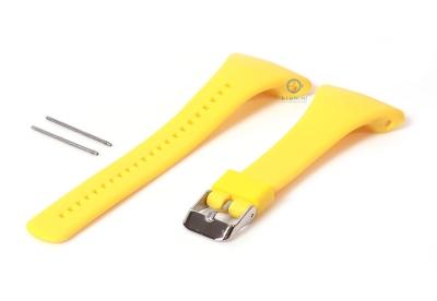 Uhrarmband für Polar FT4/FT7 Gelb