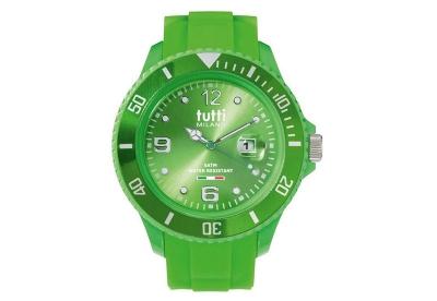 Tutti Milano Uhrarmband Grün TM001