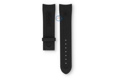 Edox Ice Shark 10301 Uhrenarmband schwarz