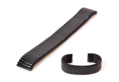 20mm Edelstahlzugband -schwarz